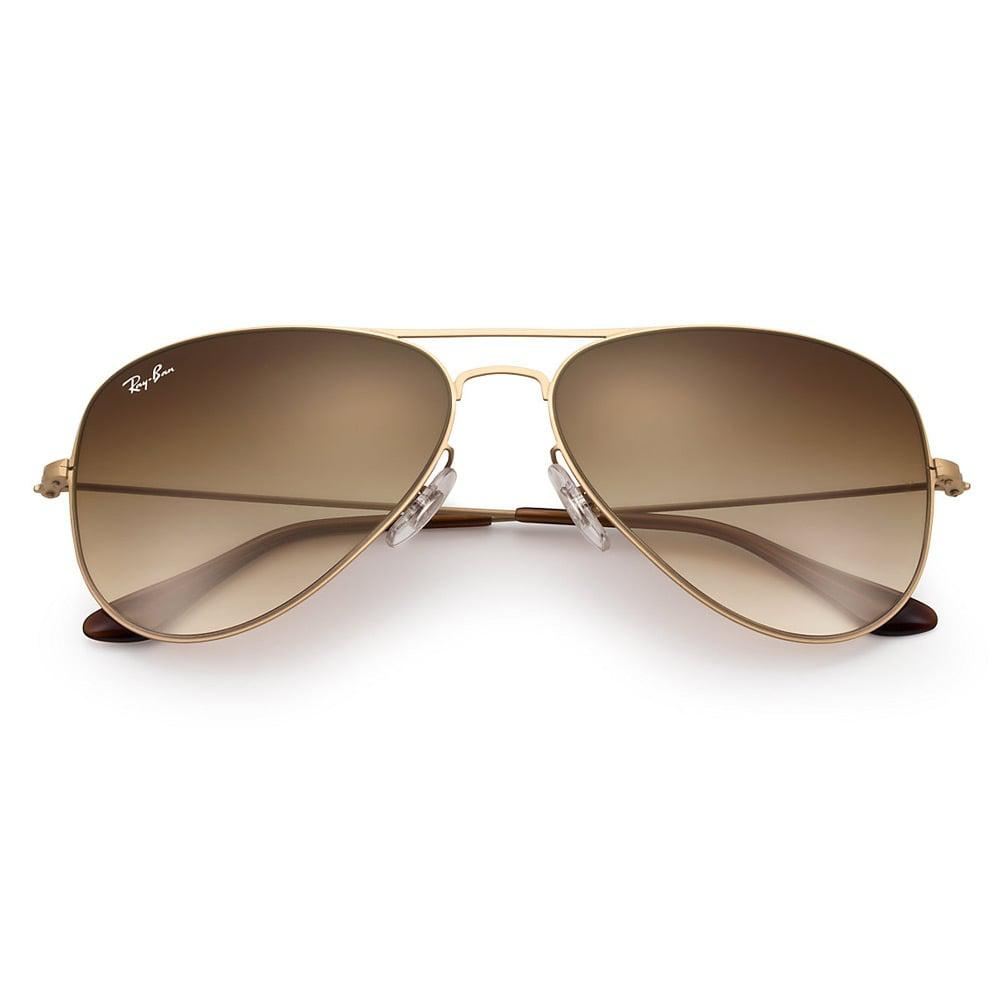 bd415cc887 denmark ray ban aviator flat metal brown gradient number 9e6c0 6dc3f