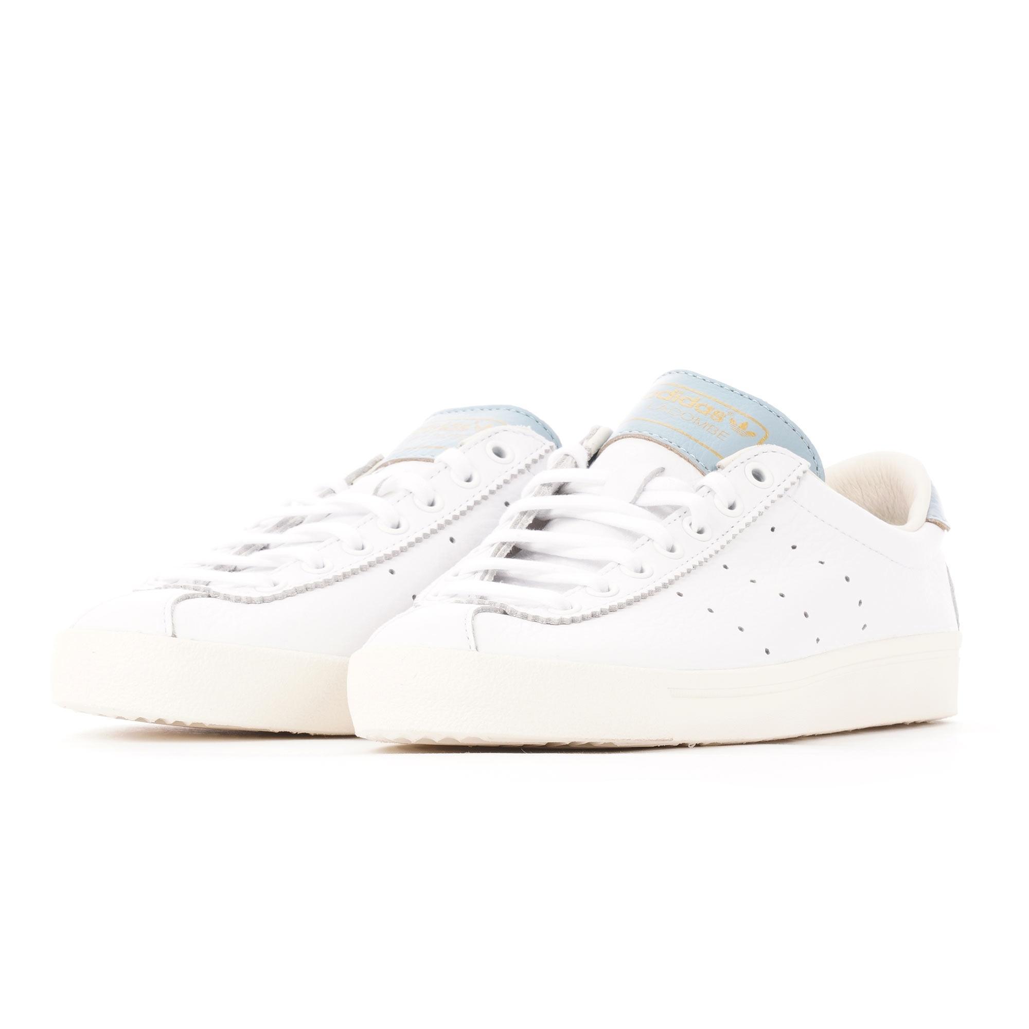0c4e4f9c7b8f adidas Originals Lacombe in White - Lyst