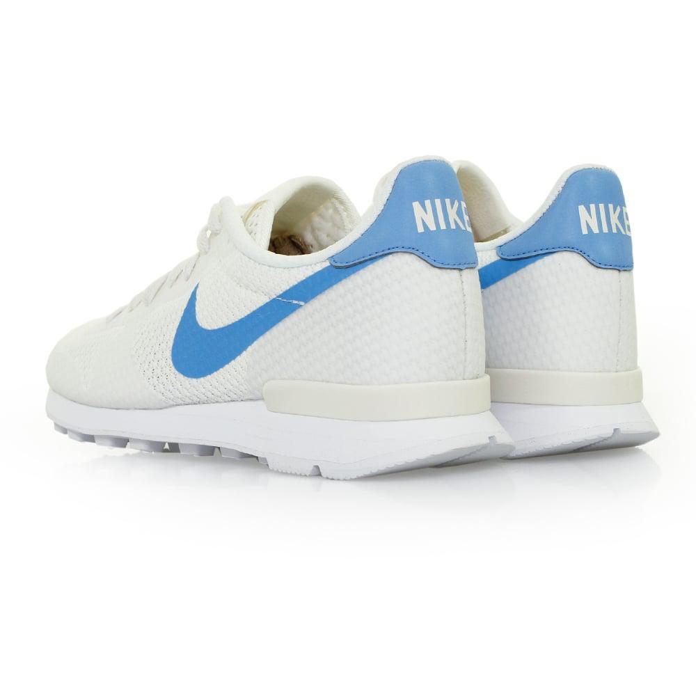 on sale b299d fc54c Lyst - Nike Internationalist Ns Sail University Blue Shoe in Blue ...