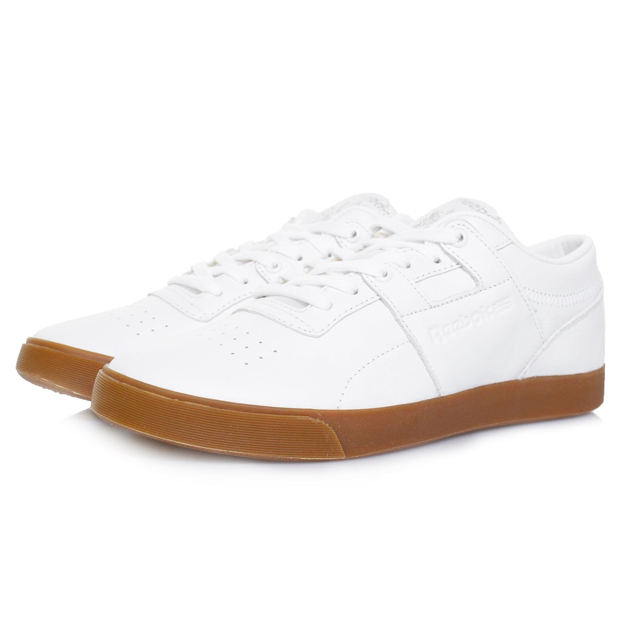 Lyst - Reebok Workout Low Gum White Shoe Bd4764 in White 953ee5f89
