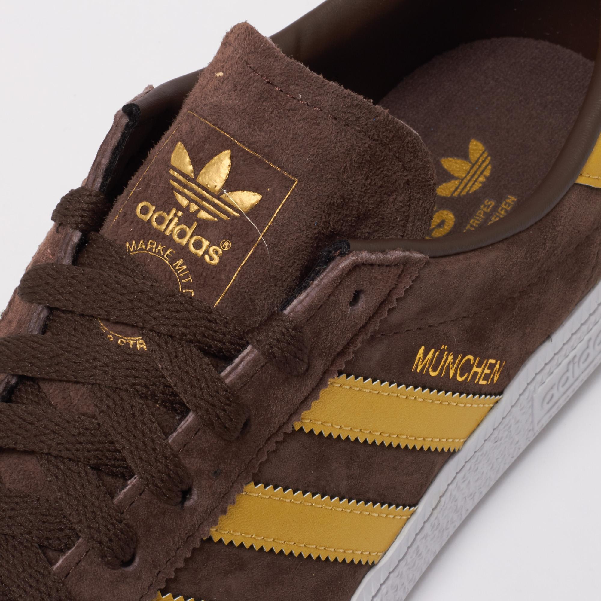 adidas Originals Suede Munchen for Men
