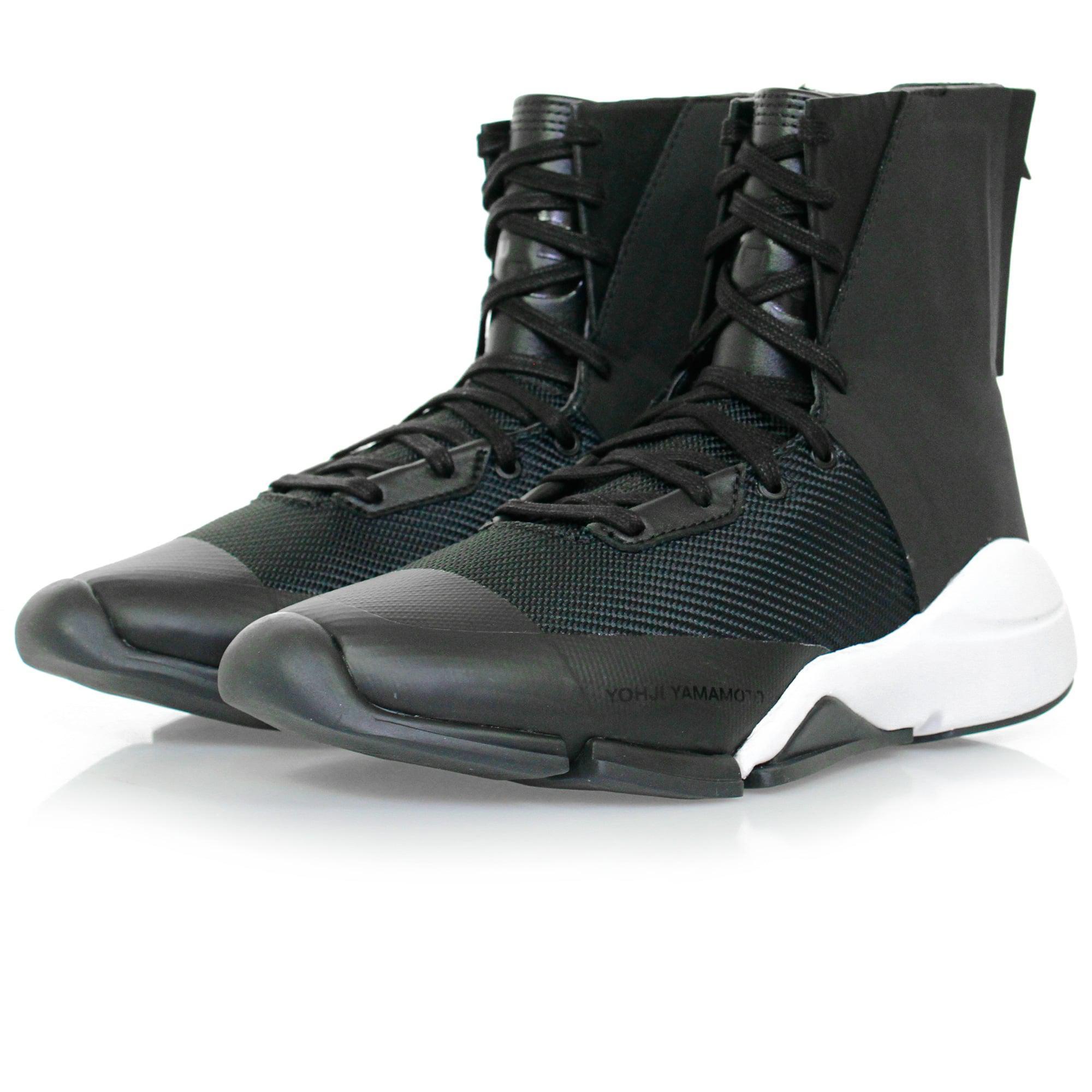 68478cda5f72c Lyst - Y-3 Future Zip High Black Boot Bb4804 in Black for Men - Save 29%