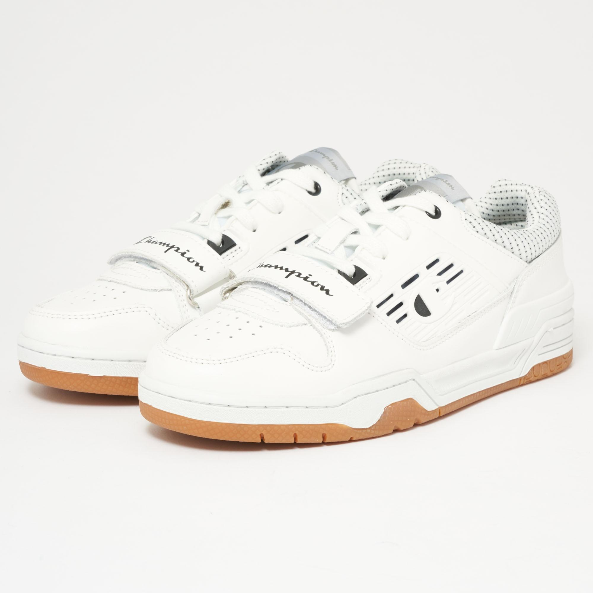 fc9949a0a8739 Lyst - Champion 3 On 3 Low Sneaker in White