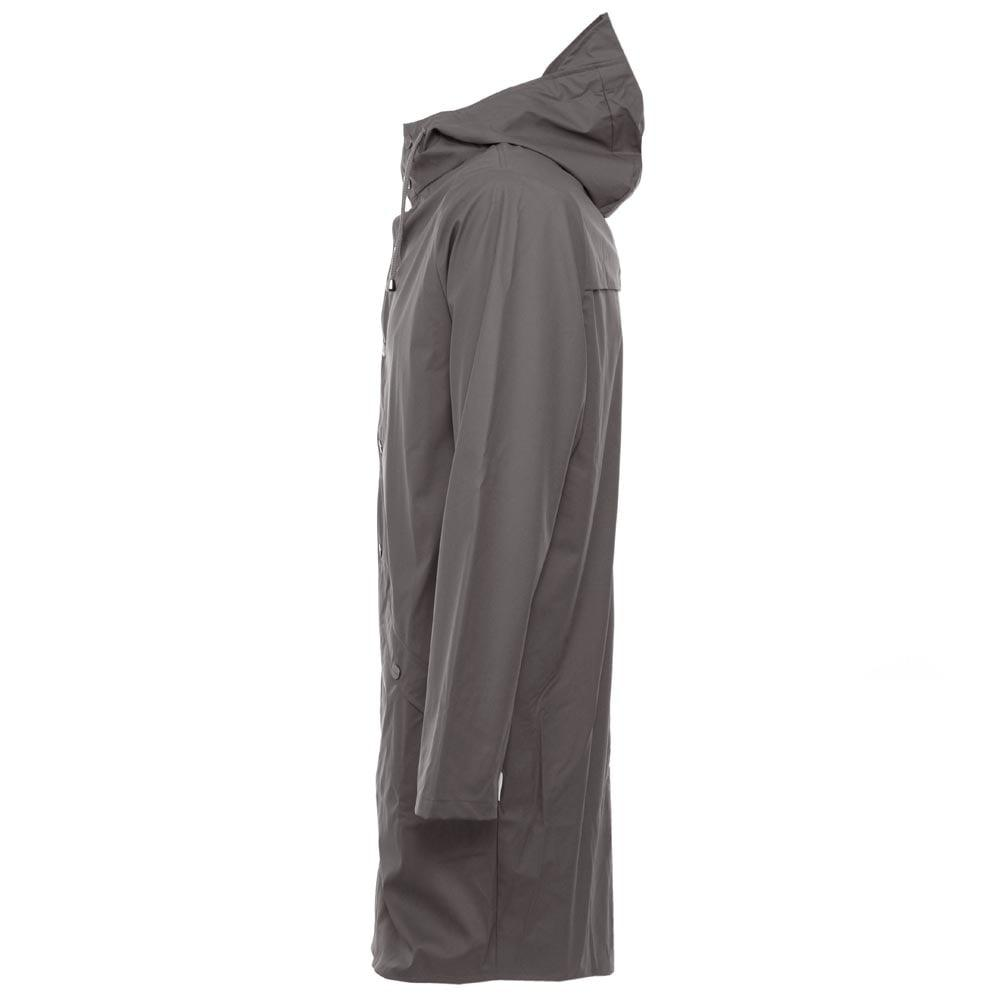 Rains Synthetic Long Smoke Jacket 1202 48 in Blue for Men