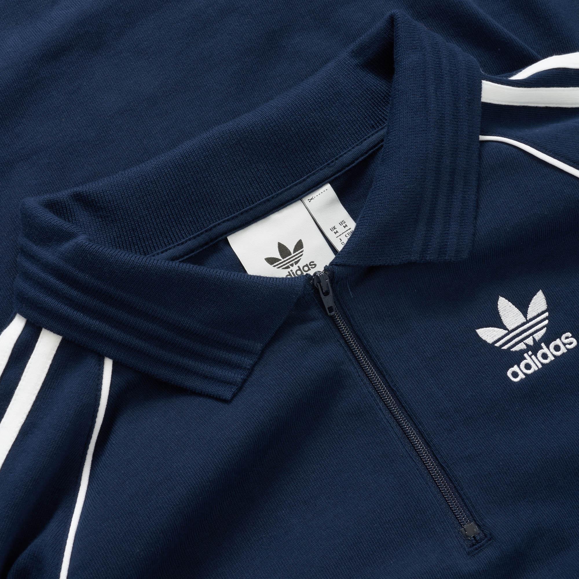 separation shoes ba82f 8de2d adidas Originals Authentic Rugby Jersey in Blue for Men - Lyst