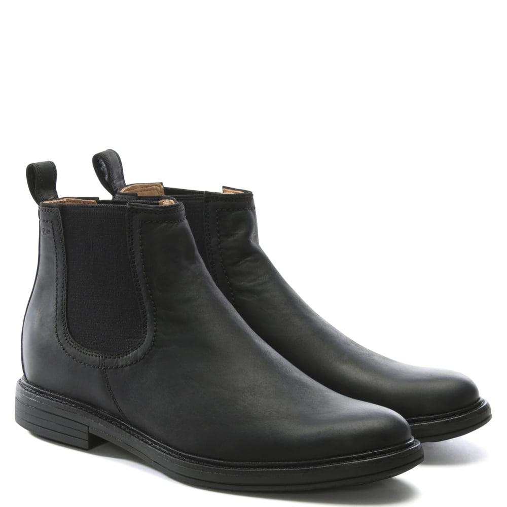 Ugg - Men'S Baldvin Black Suede Chelsea Boots for Men - Lyst. View fullscreen