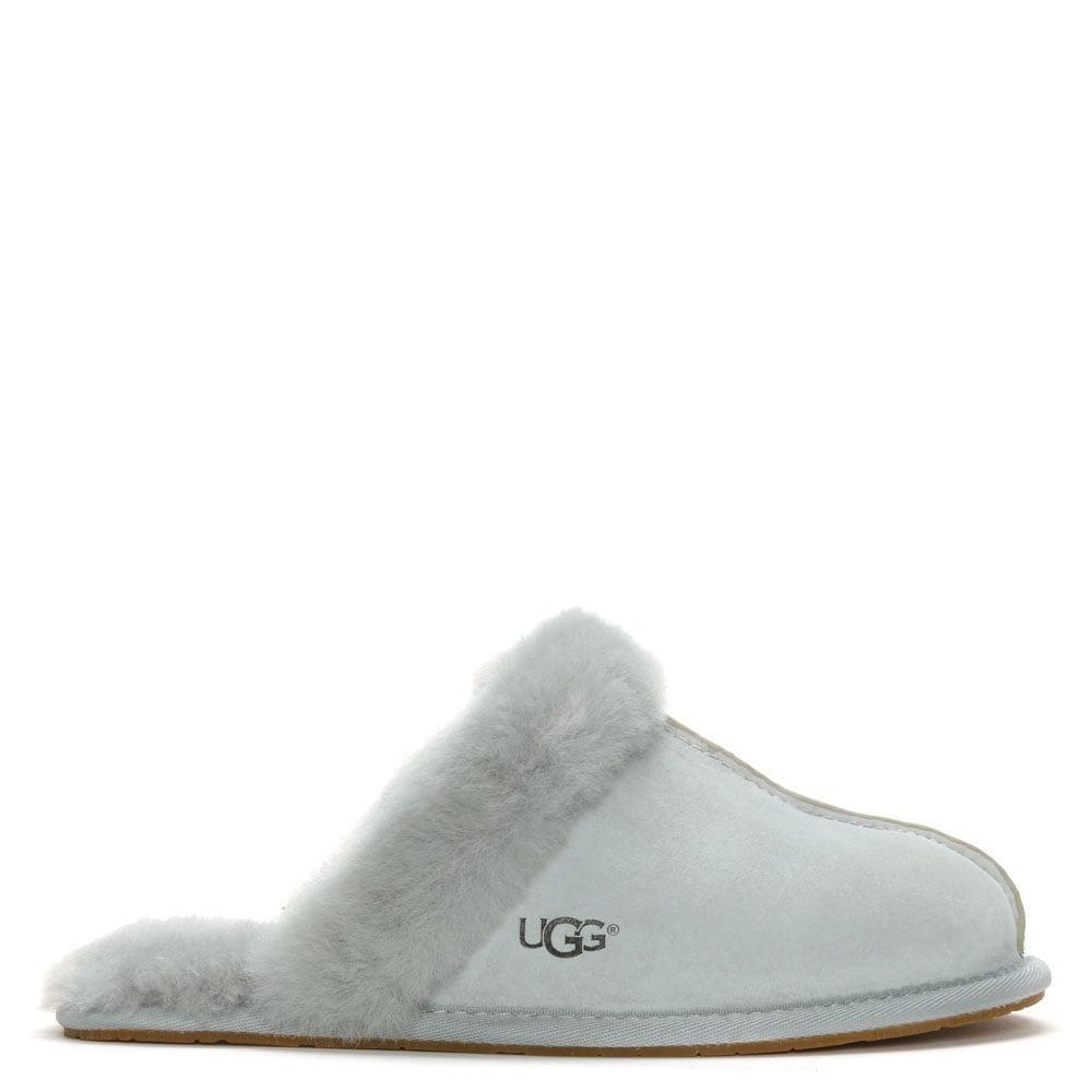 db1162e0afec Lyst - UGG Women S Scuffette Ii Grey Violet Shearling Slippers in Gray
