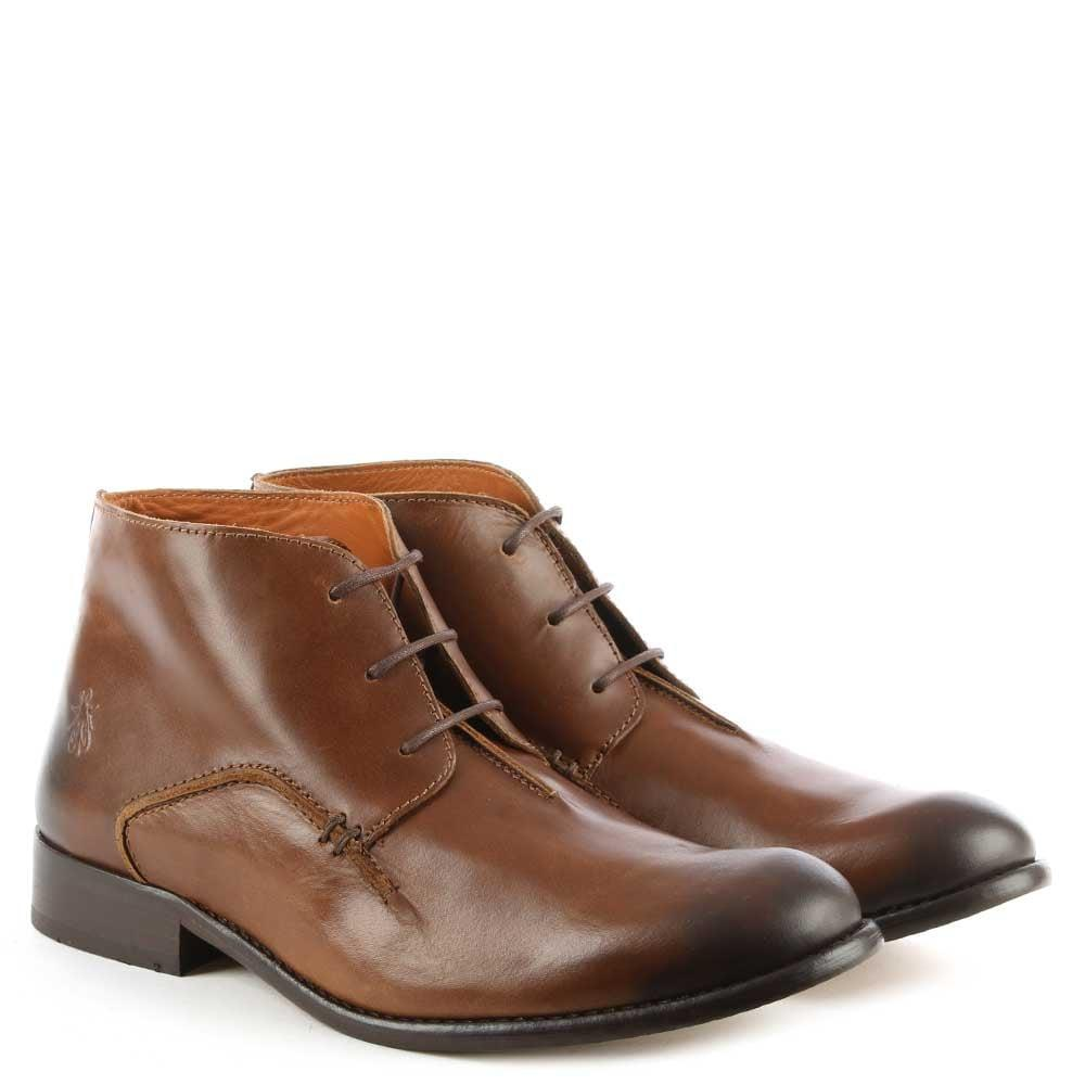 Superdry Leather Boot Shoes