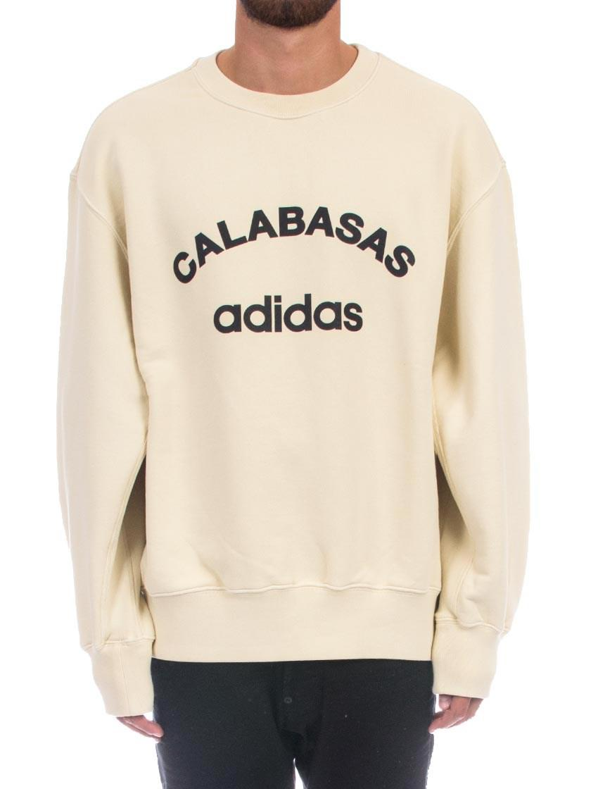 Men's Natural 'calabasas' Sweatshirt Season 5