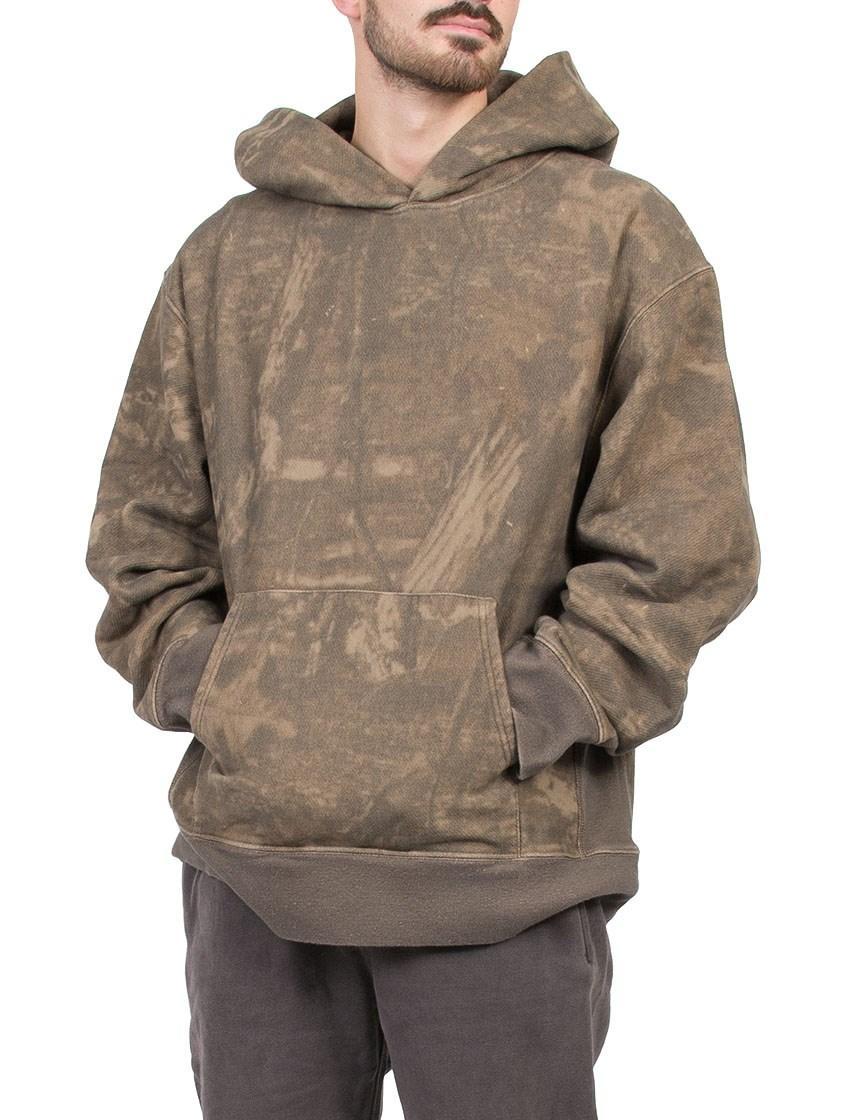 Yeezy Cotton Hoodie Sweatshirt for Men