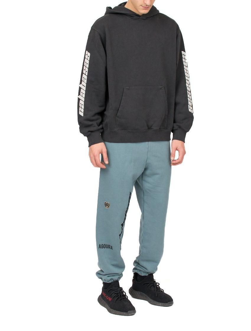 Yeezy Multicolor 'calabasas' Sweatpants Season 5 for men