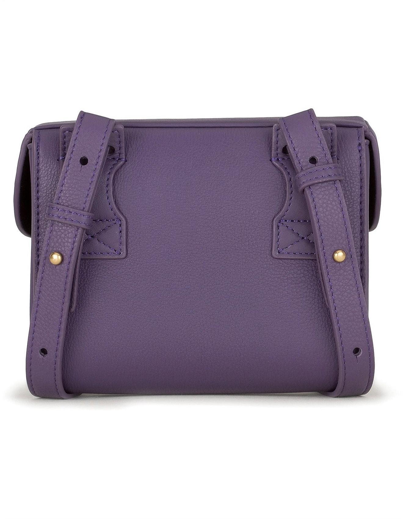 Deadly Ponies Mini Monkey Crossbody Belt Bag in Purple - Lyst 72ea297b85f84