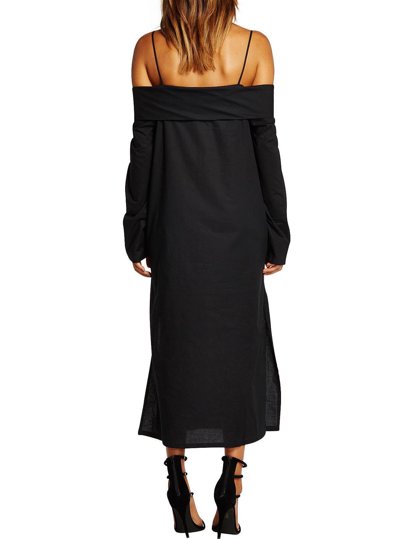 Maurie /& Eve Off Shoulder Cotton /'Lakota/' Dress