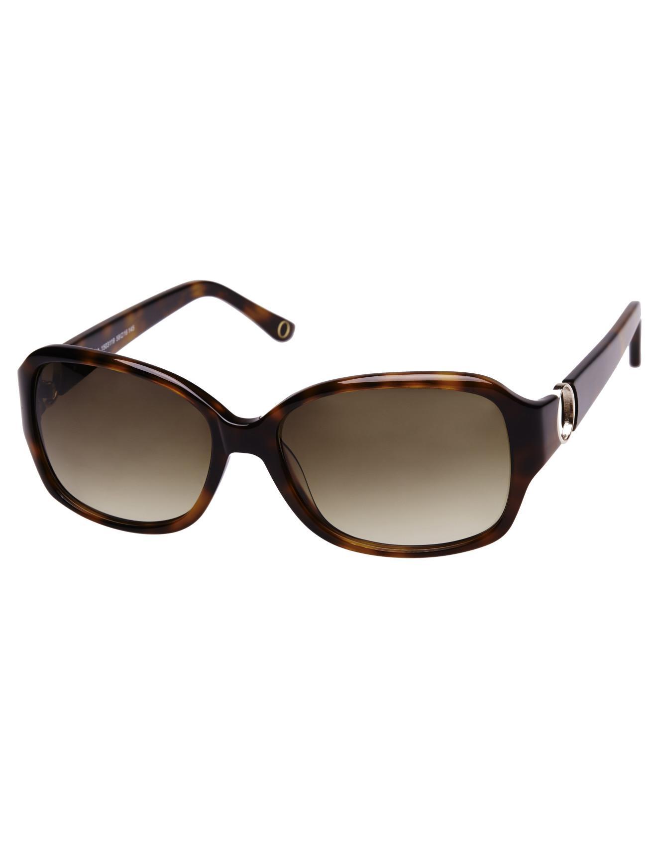 1623e14a079 Gallery. Previously sold at  David Jones · Women s Garrett Leight Hampton Women s  Celine Shadow Women s Green Sunglasses ...