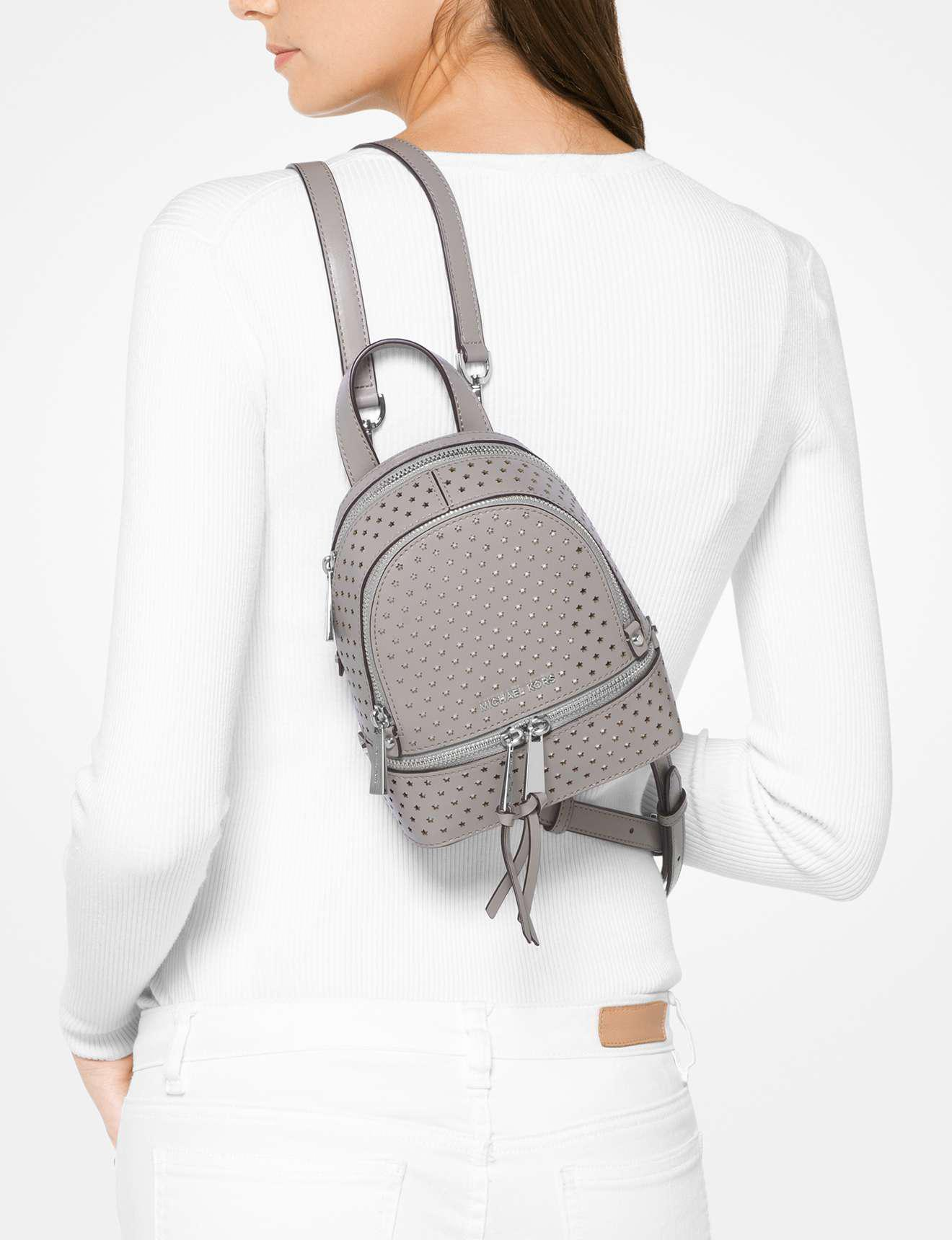 5d6e239865ee Gallery. Previously sold at  David Jones · Women s Mini Backpack Women s  Michael By Michael Kors Rhea