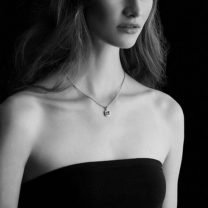 David yurman Petite Albion® Pendant Necklace With Peridot ...