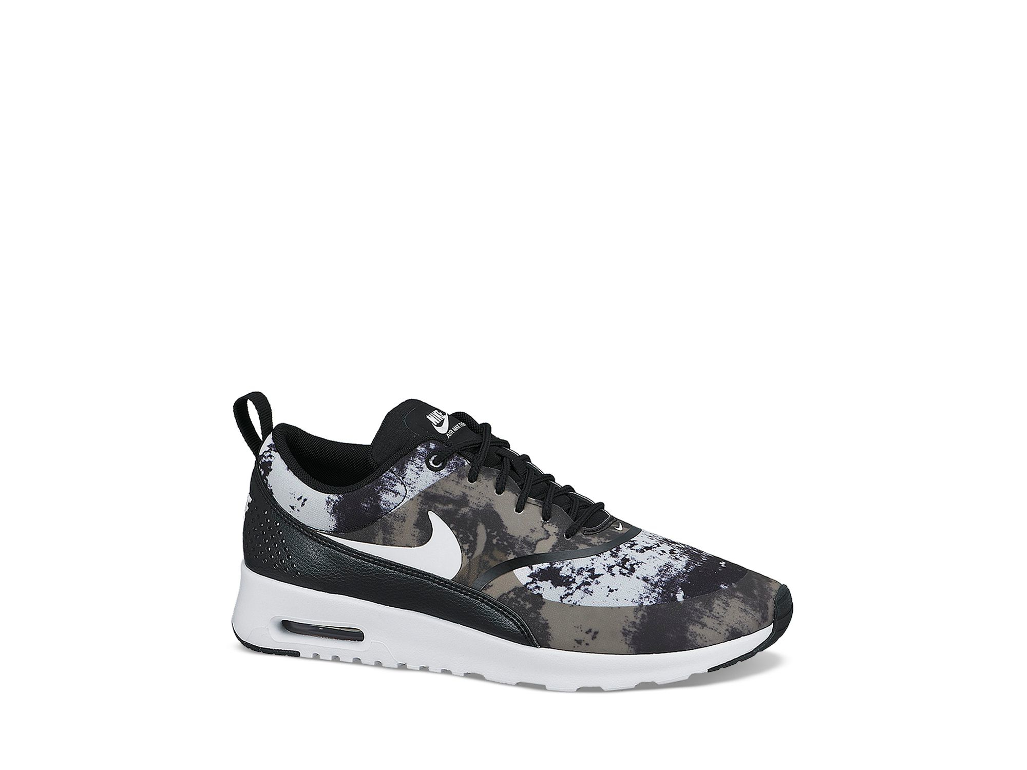 Lace Up Sneaker Women'S Air Max Thea Print