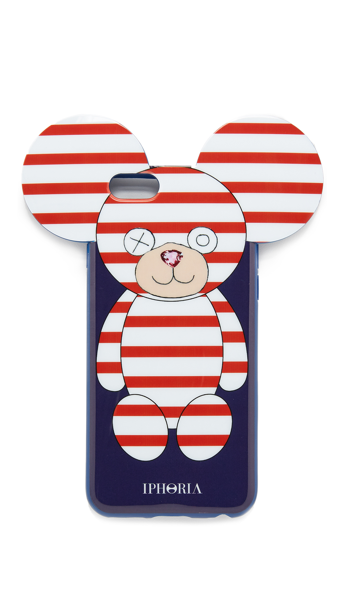 iphoria sailor teddy iphone 6 6s case in red lyst. Black Bedroom Furniture Sets. Home Design Ideas