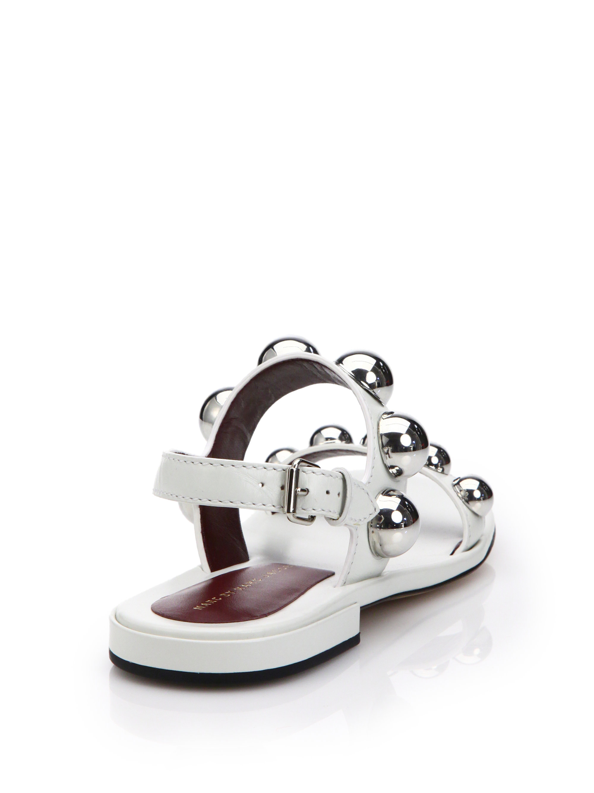 Marc By Marc Jacobs Joni Studded