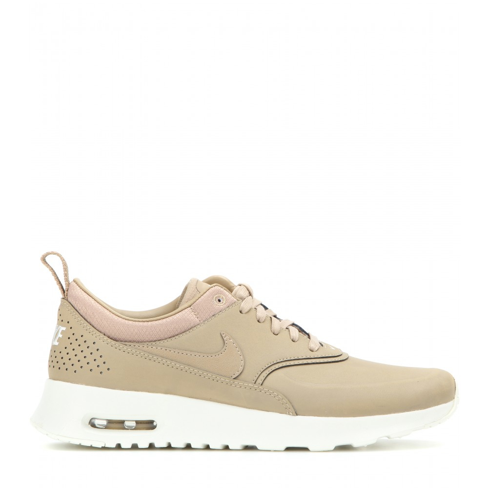 nike air max thea brown trainers