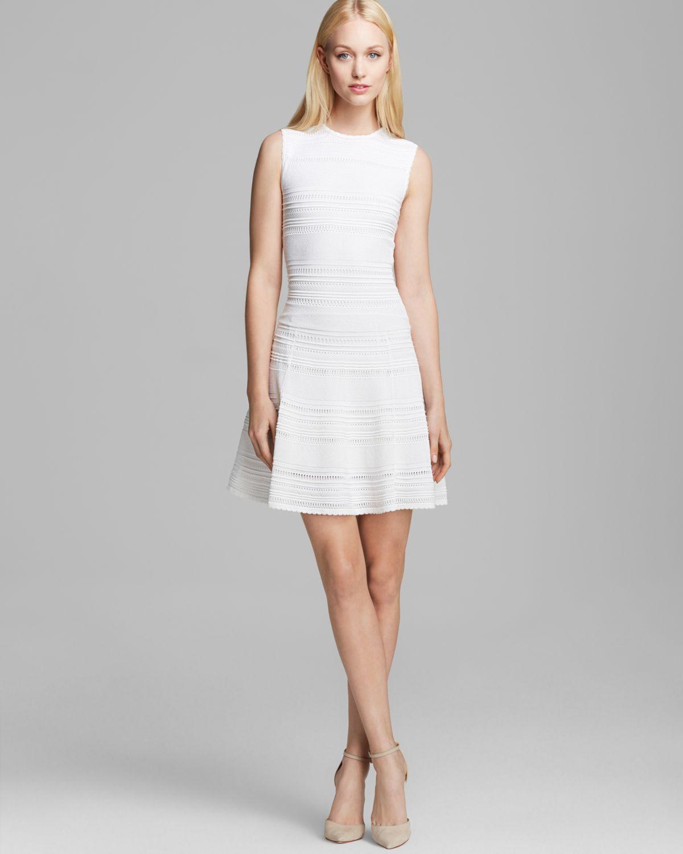 Torn full dress white