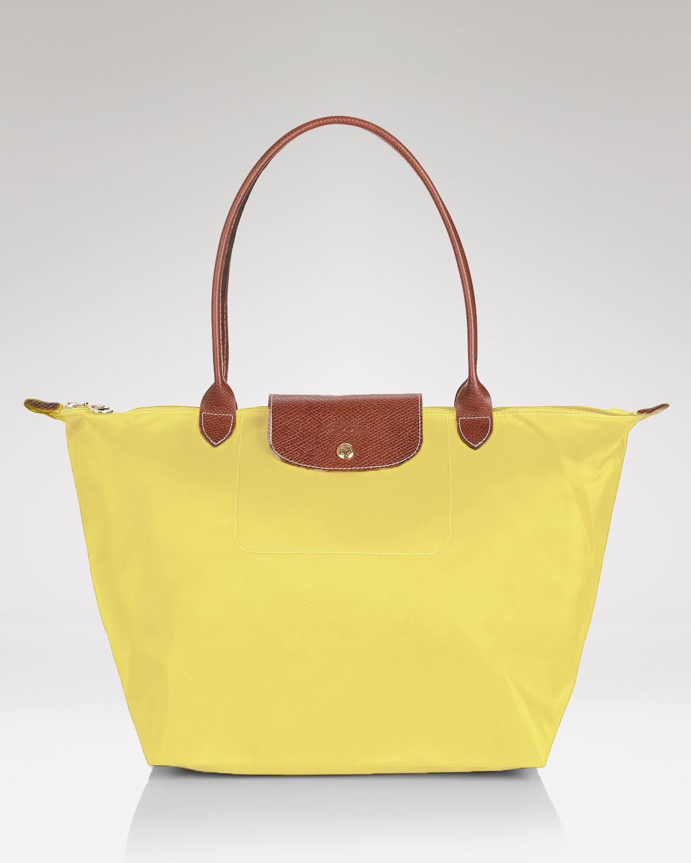 Online Discount Longchamp Le Pliage Tote Bags 1899 089 831 Cumin