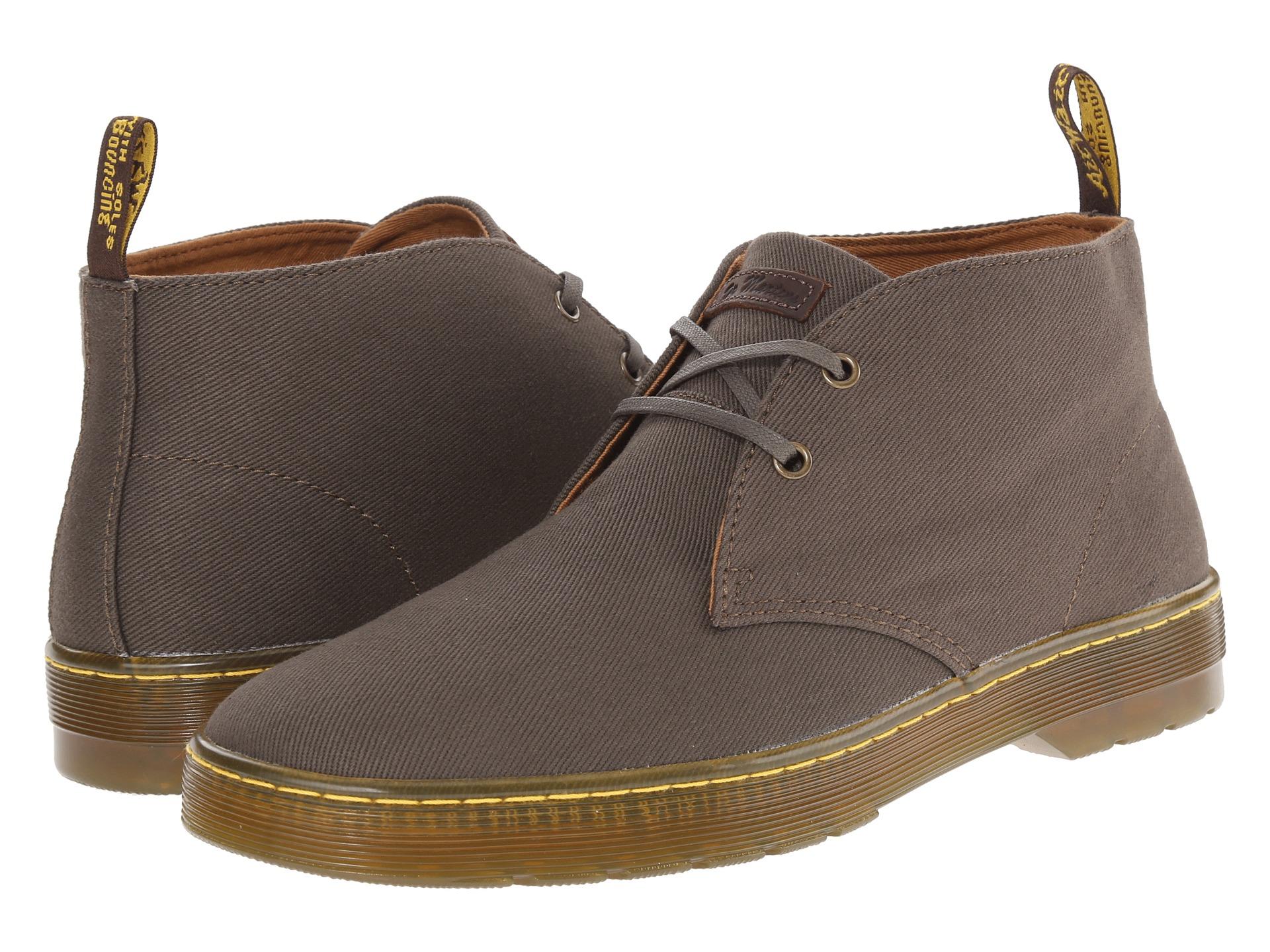 7ac5e9d9c98 Dr. Martens Green Mayport 2-eye Desert Boot for men