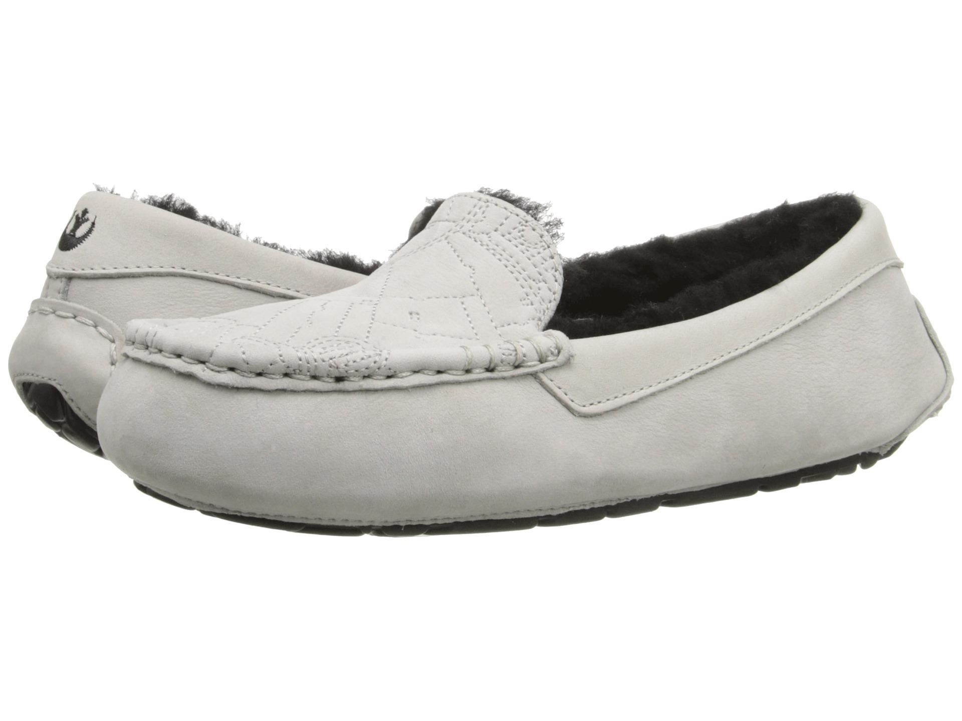 Womens Slippers UGG Millennium Falcon Ansley Grey