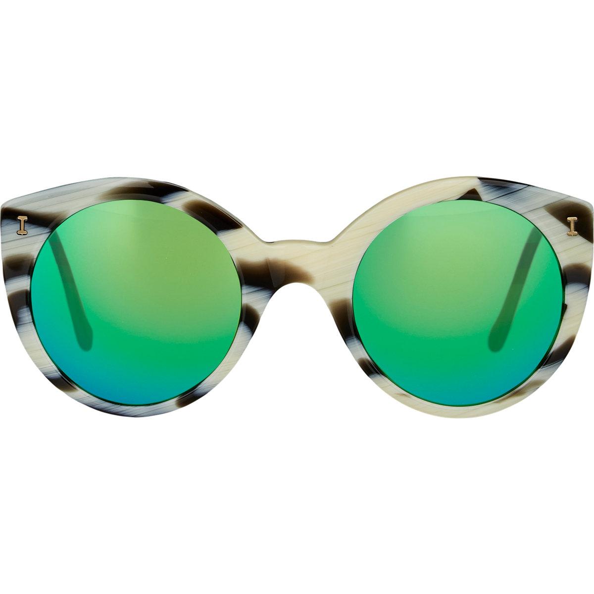 3234c35a3b Illesteva Palm Beach Sunglasses - Lyst