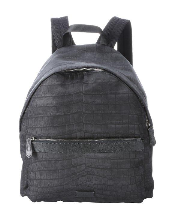 Fendi Backpack Grey