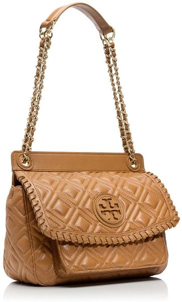 Tory Burch Marion Small Quilted Shoulder Bag 107