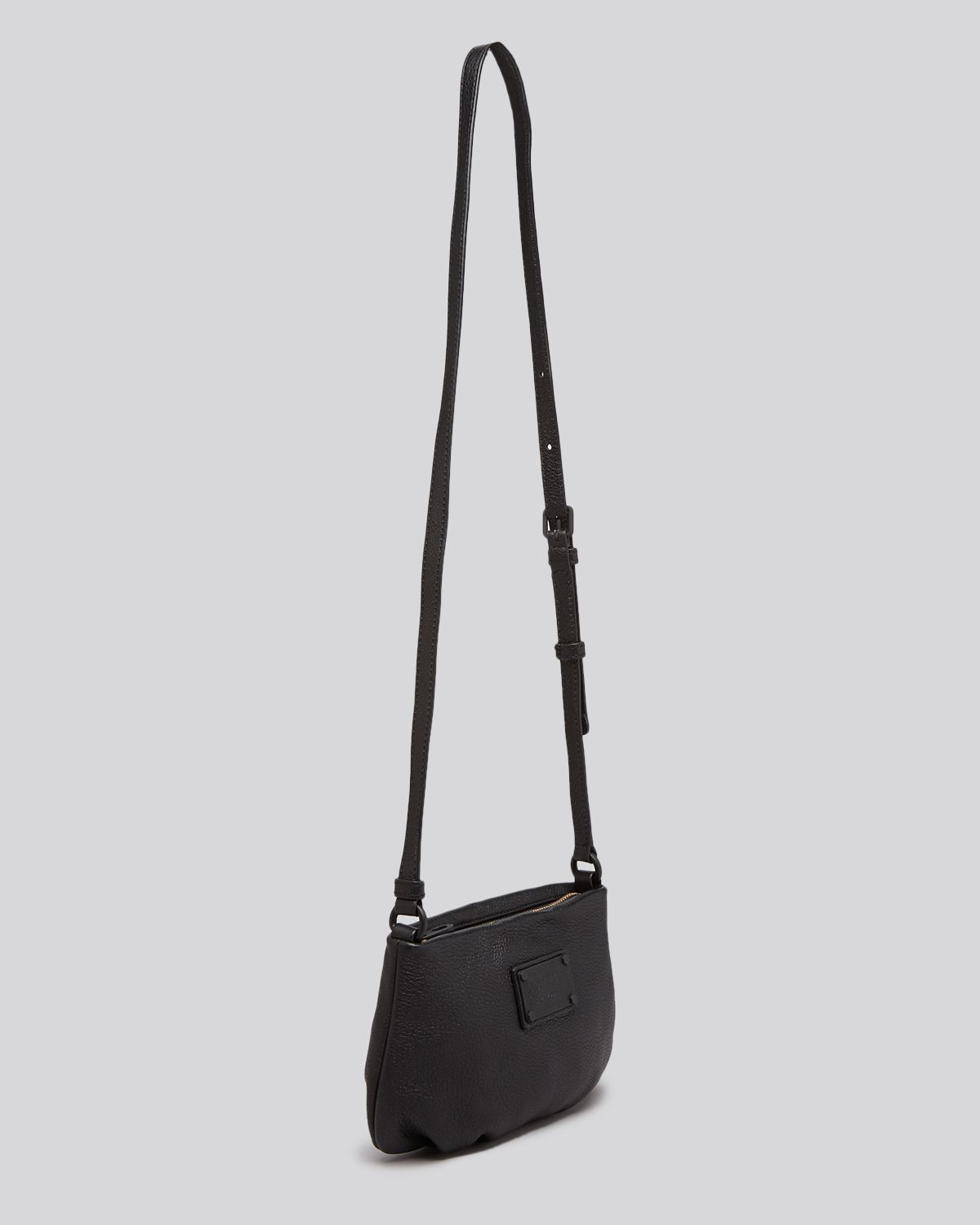 Marc By Marc Jacobs Crossbody - Electro Q Percy in Grey