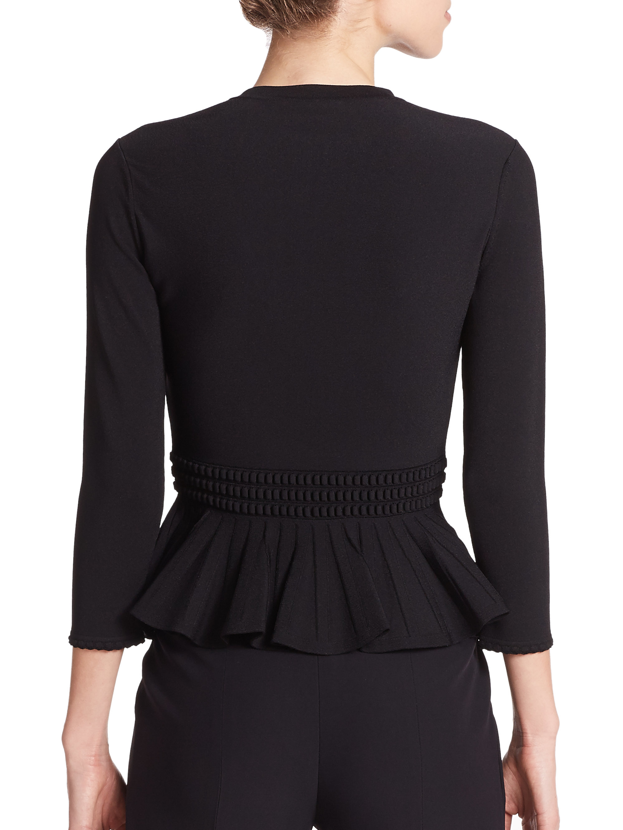 Black Cardigans for Women Keep your wardrobe up to date with Women's Black Cardigans from Kohl's. Kohl's offers many different styles and types of women's cardigans, like women's black plus cardigan sweaters, women's black Croft & Barrow cardigans, and women's black petite cardigans.