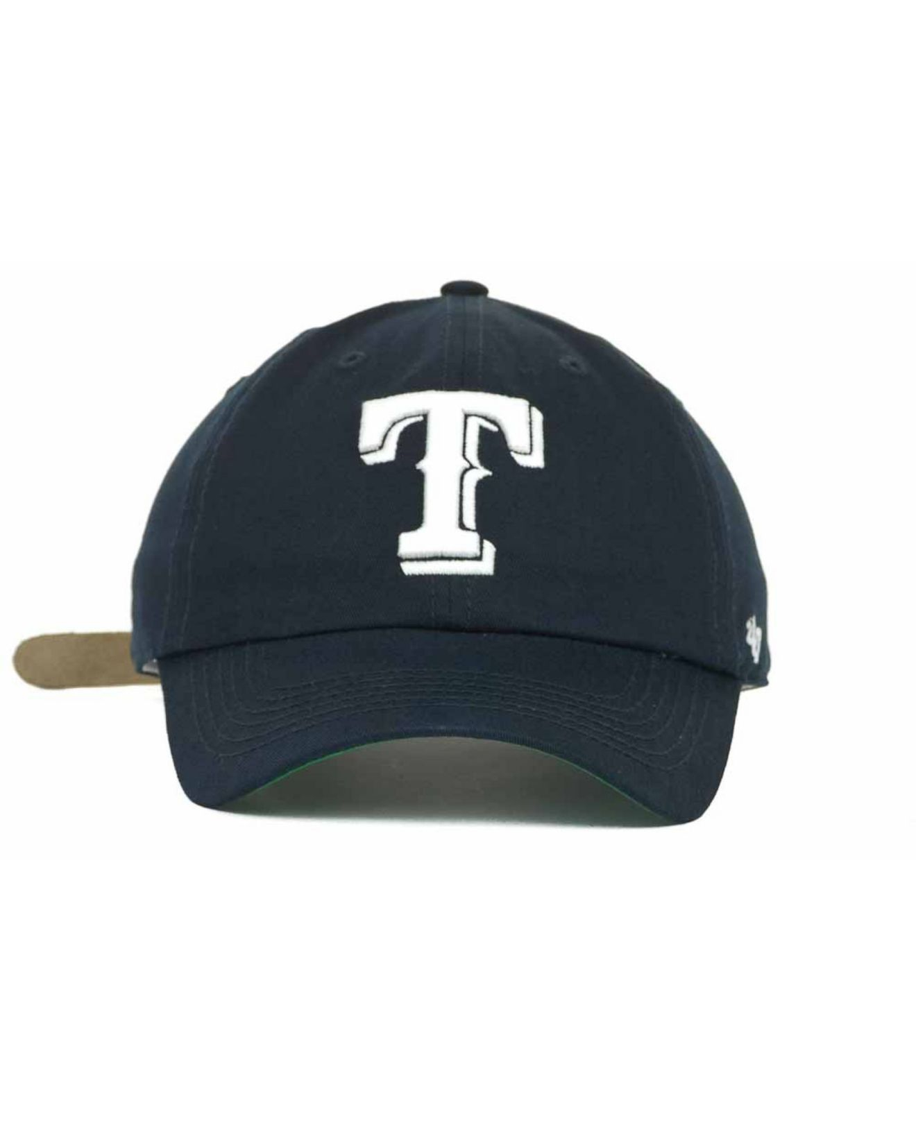 buy popular 5123f 14559 ... spain hat lyst 47 brand texas rangers bergen ii cap in blue for men  b6e2e 56343