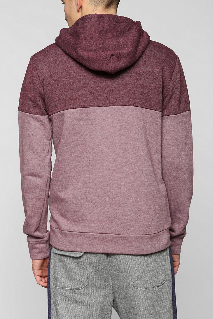 Urban Outfitters Alternative X Uo Colorblock Pullover