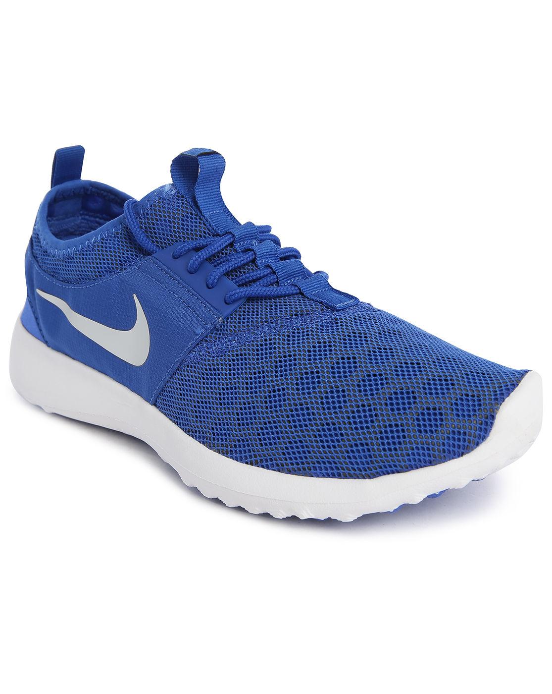 Nike Mesh Womens Shoes Blue