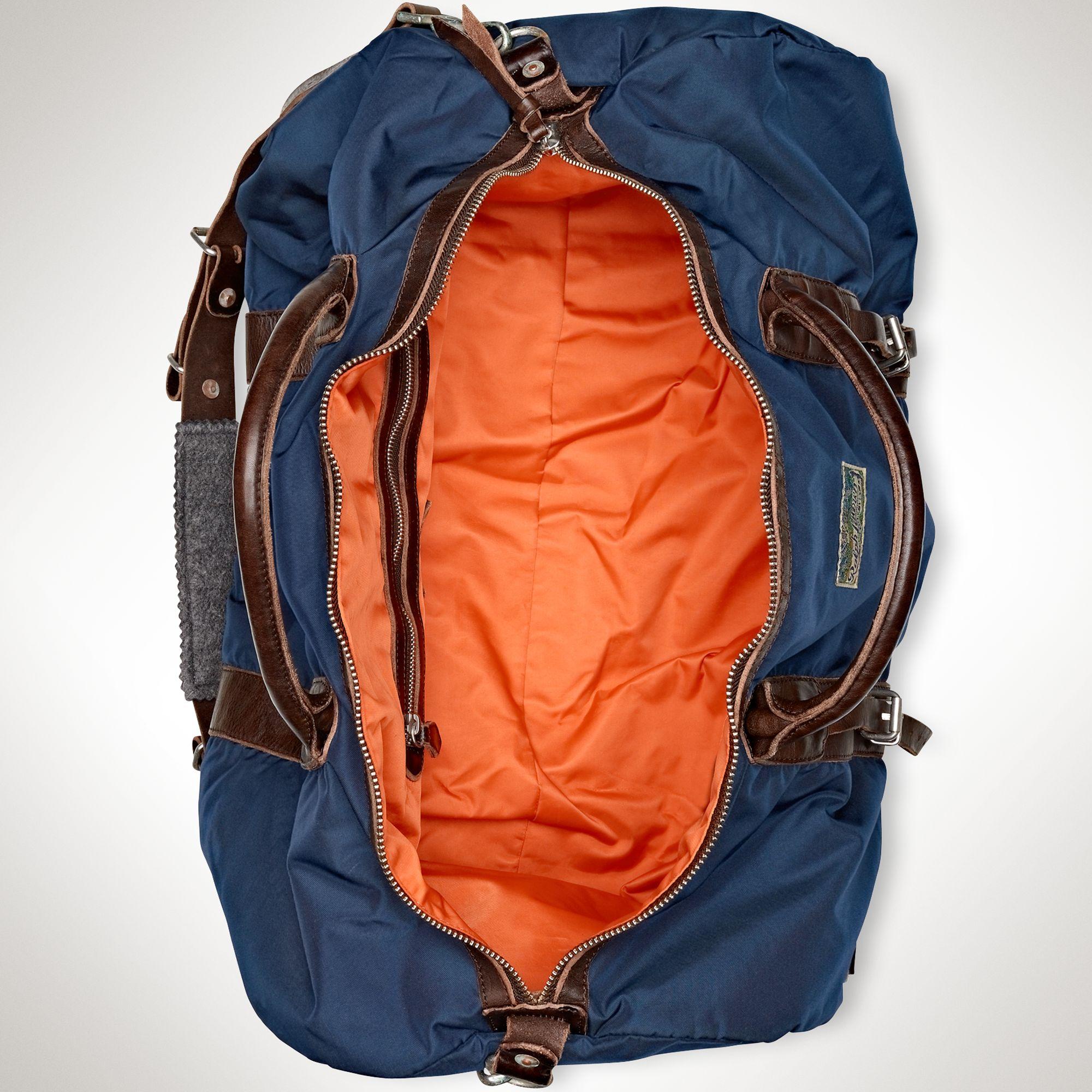 Polo Ralph Lauren Yosemite Duffel in Blue for Men - Lyst 3e610878f4