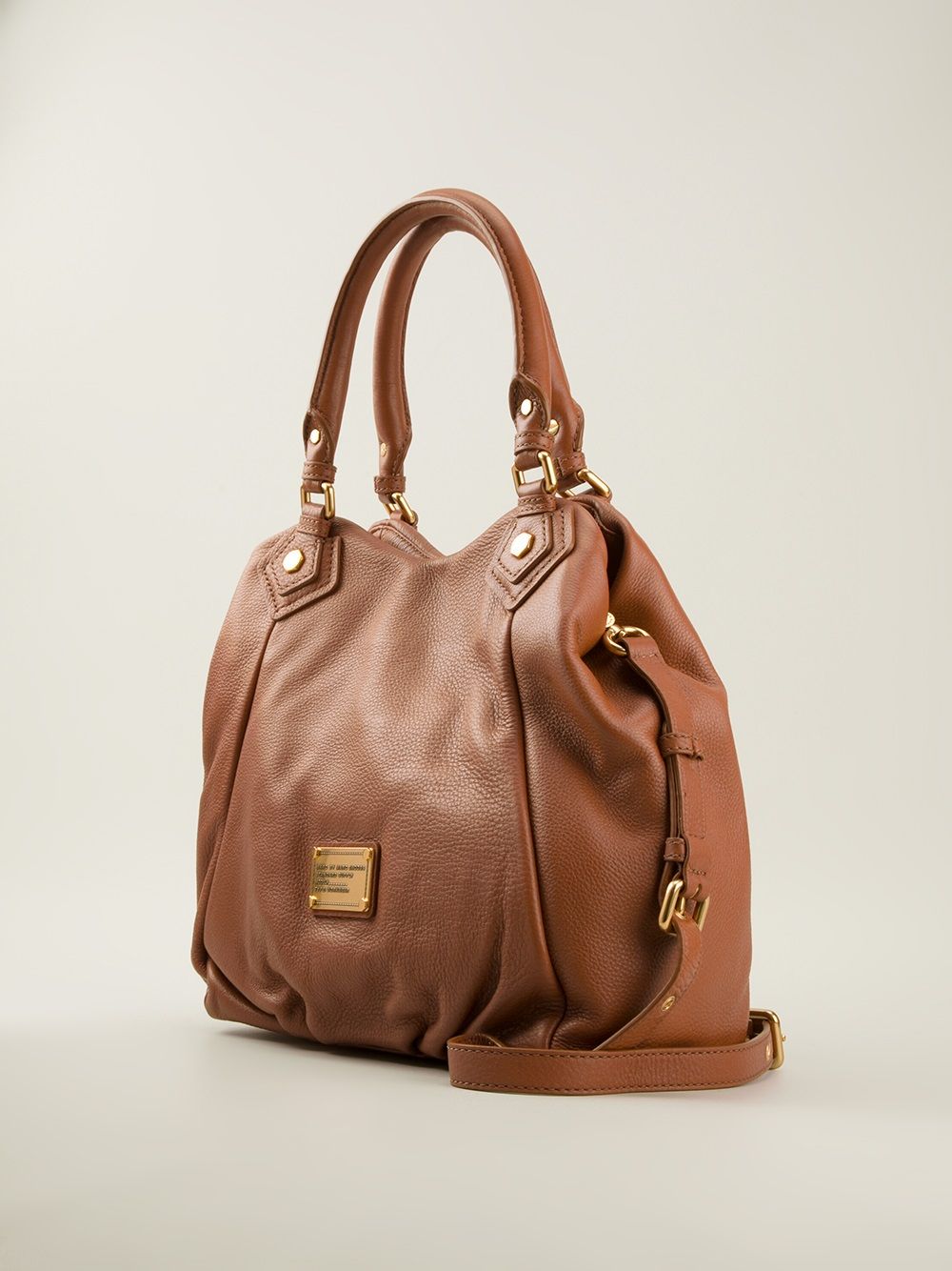 86274b475fa2 Lyst - Marc By Marc Jacobs Classic Q Fran Tote in Brown