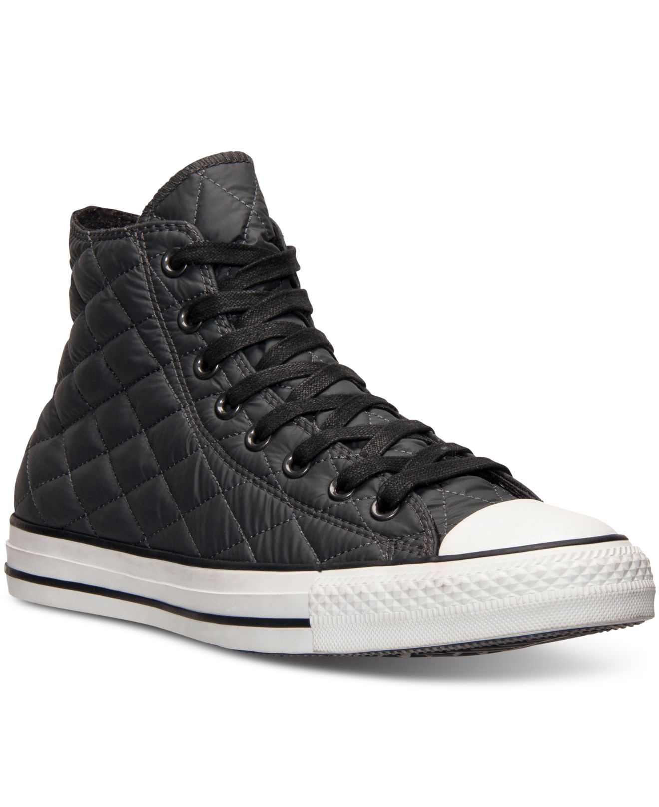 ii london leather mens converse boot tower chuck quilt star quilted trainers descent taylor black all