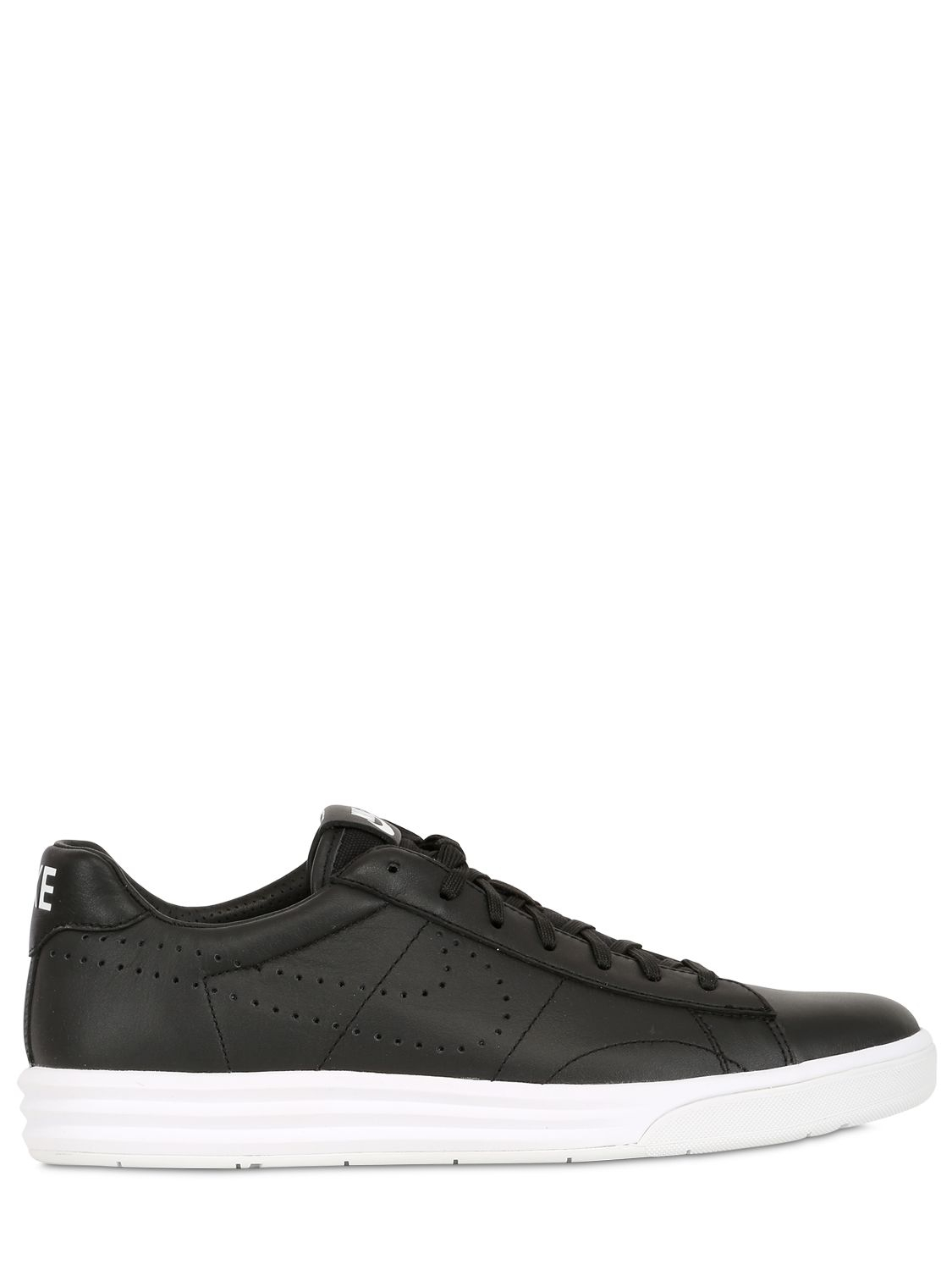 designer fashion 241b9 18a9c Nike Tennis Classic Lunar Deluxe Sneakers in Black for Men - Lyst