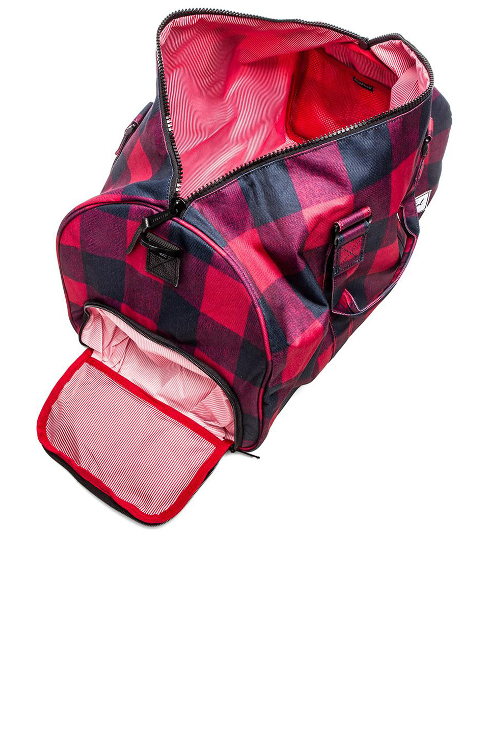 Lyst - Herschel Supply Co. Novel Duffle in Red for Men c83962a3ad3fc