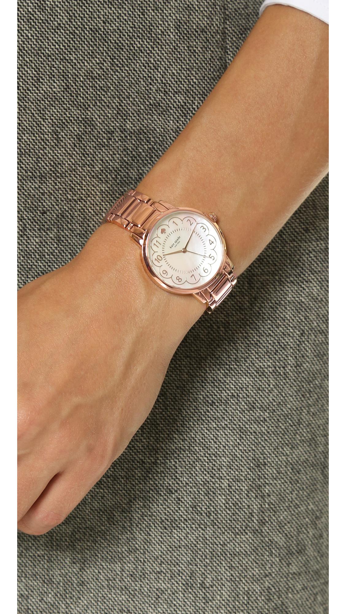 Gramercy Watch Rose Gold