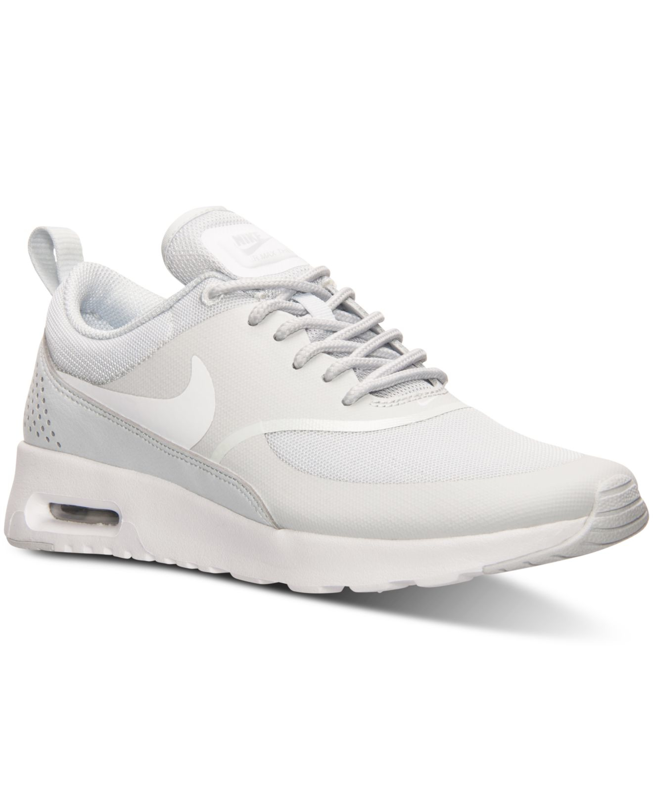 Lyst - Nike Women s Air Max Thea Running Sneakers From Finish Line ... 51e33734c876