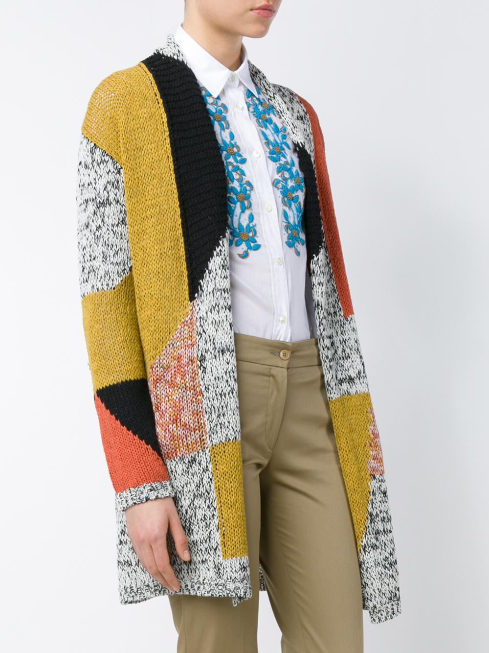 100  [ Colourful Cardigans ] | Ted Baker Eren Colourful Floral ...