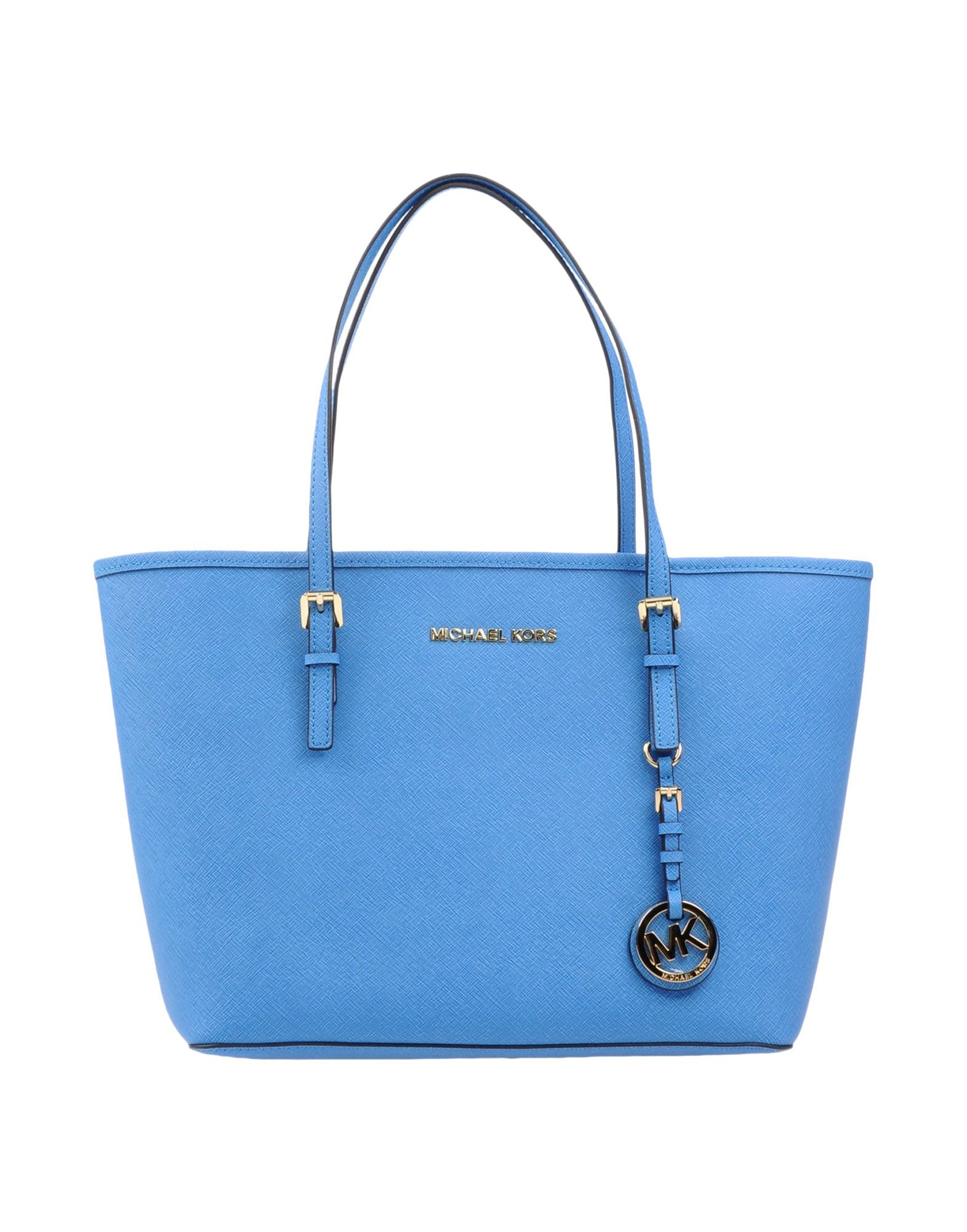 Michael Kors Handbags Blue Color