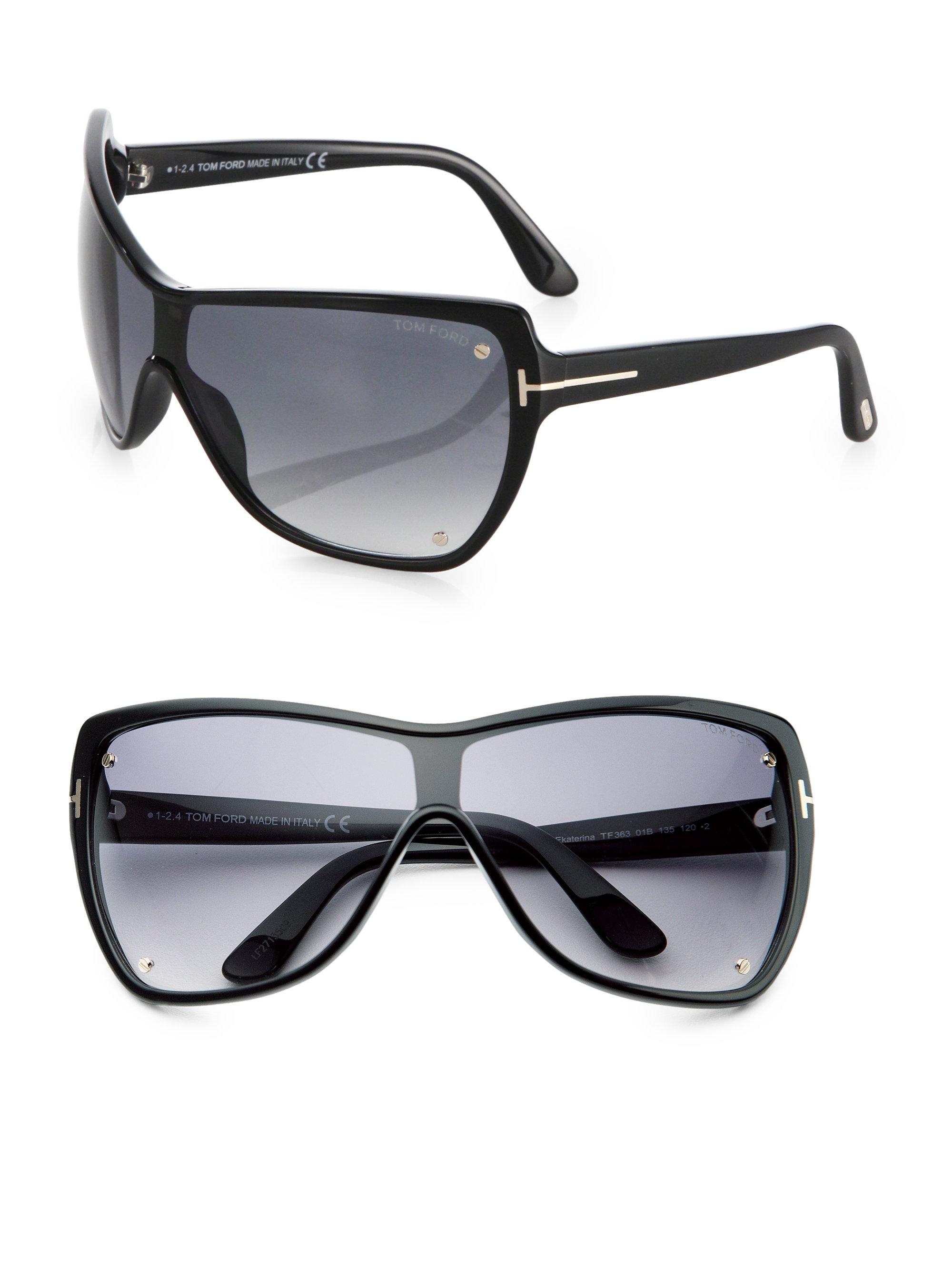 a63dd0d7b7e6 Shield Sunglasses Saks