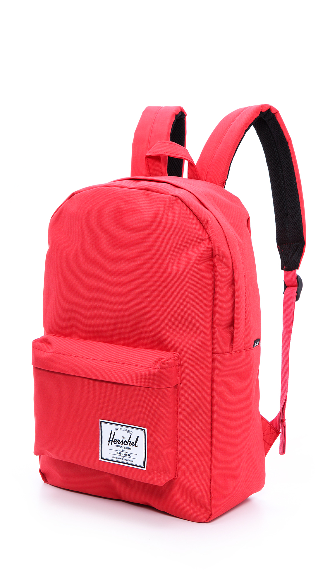 Herschel Supply Co Classic Backpack In Red For Men Lyst