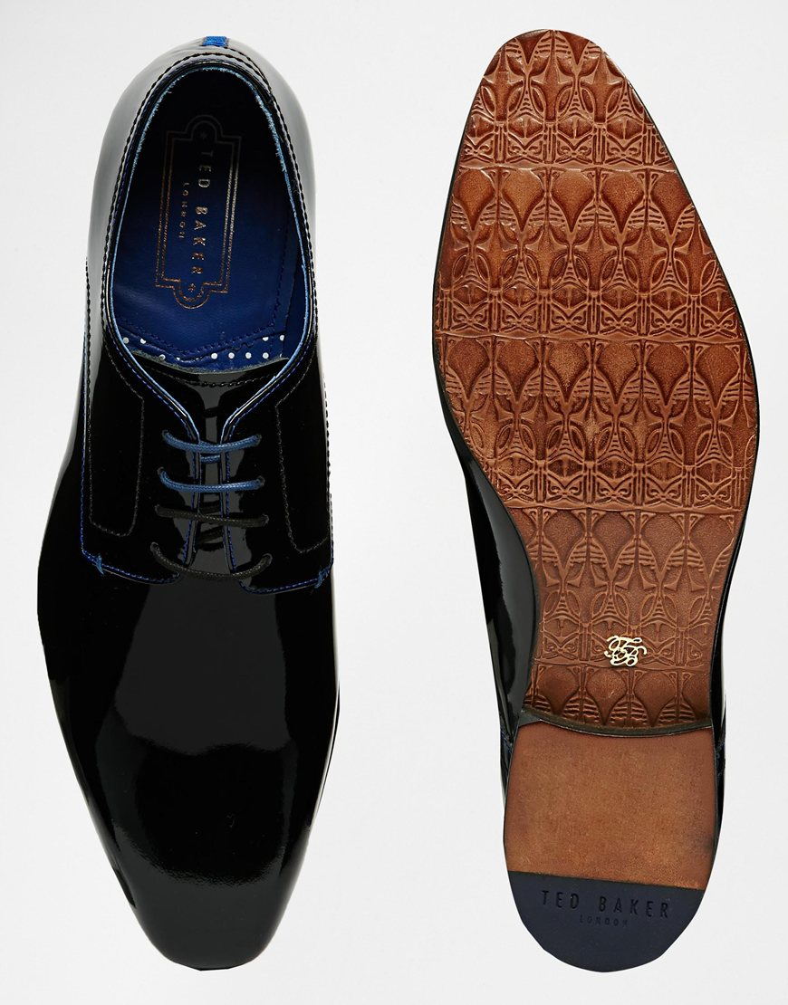 Ted Baker FonntanDerbys HommeNoirb Ted Ted FonntanDerbys HommeNoirb Baker WH2IYE9eD