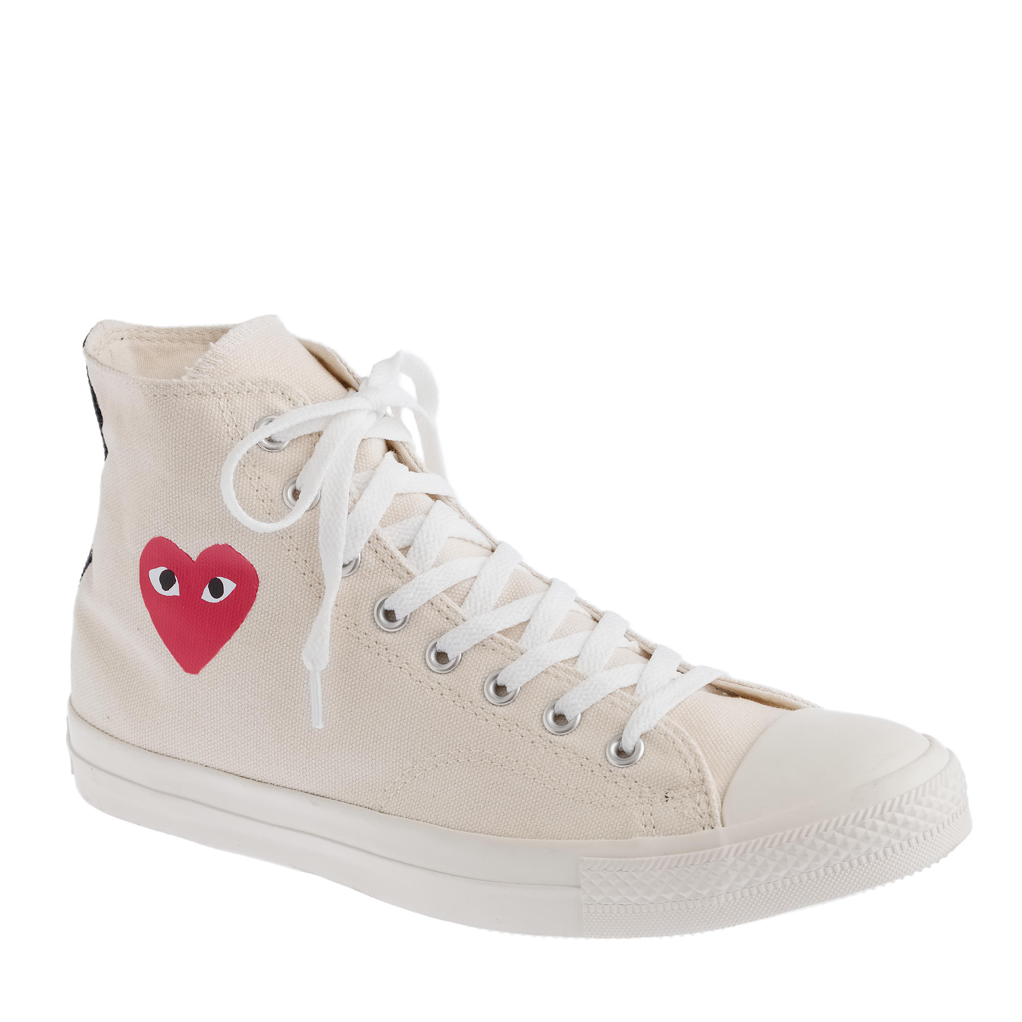 Lyst J Crew Unisex Play Comme Des Gar 231 Ons 174 For Converse
