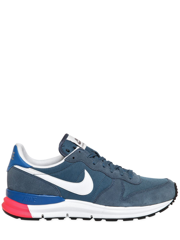 wholesale dealer 77171 d2e14 ... Lunar-Internationalist Trainers - Light Blue. nike mercurial victory v  tf soccer boots red blue black ...